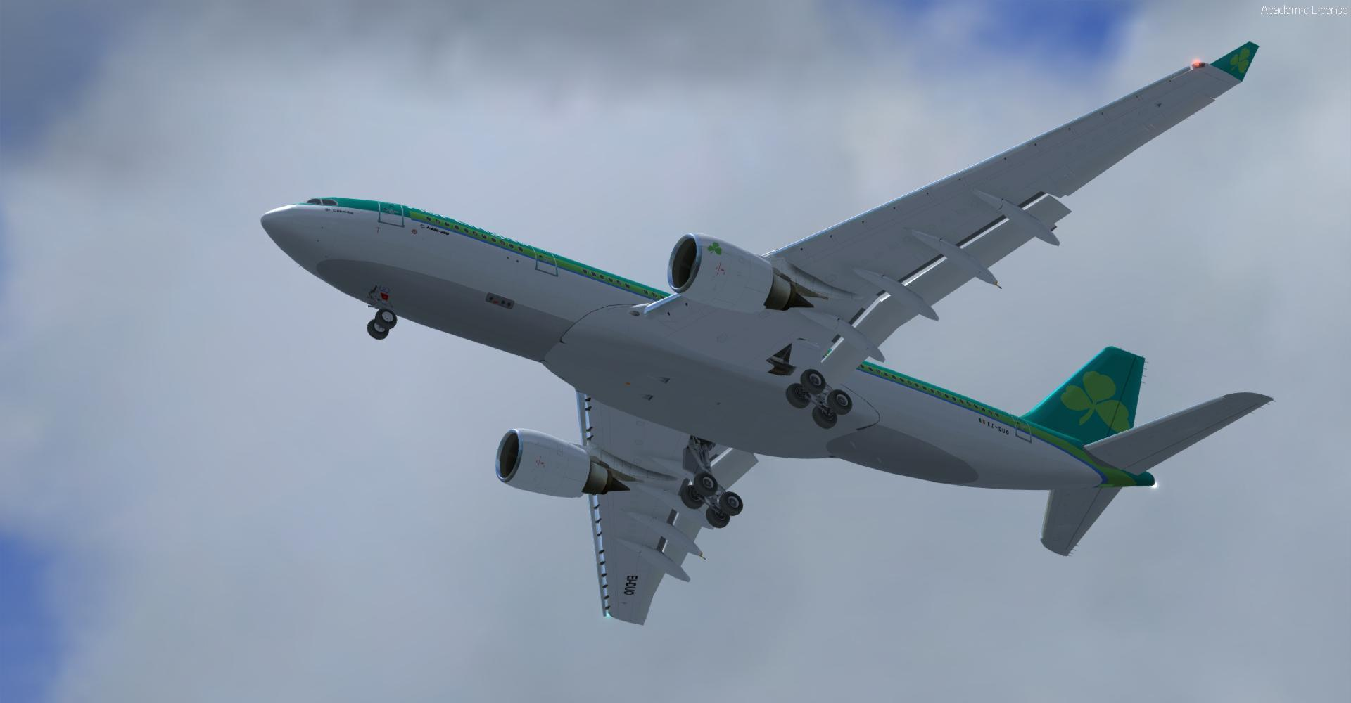 DOWNLOAD Tom Airbus A330-200 FSX - Rikoooo