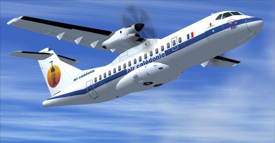 TÉLÉCHARGER ATR 42-500 & 72-500 Pack FSX & P3D