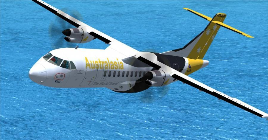 DOWNLOAD ATR 42-500 72-500 Pack FSX & P3D - Rikoooo