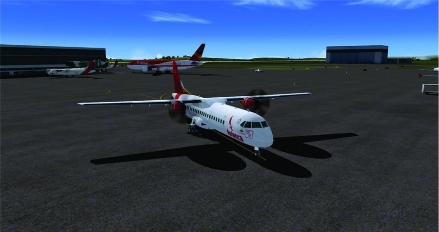 Avianca एटीआर-72 500 3