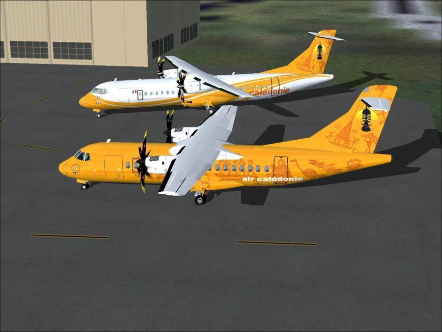 DOWNLOAD ATR 42-500 72-500 Pack FSX & P3D - Rikoooo