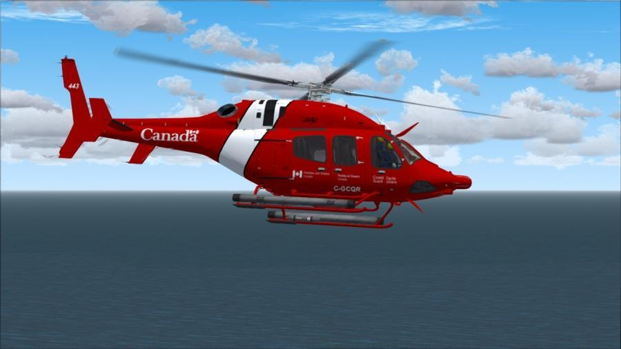Canadian Coast joju