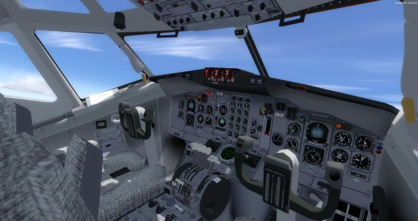 DOWNLOAD Boeing 727-200 with 153 Liveries FSX & P3D & FS2004
