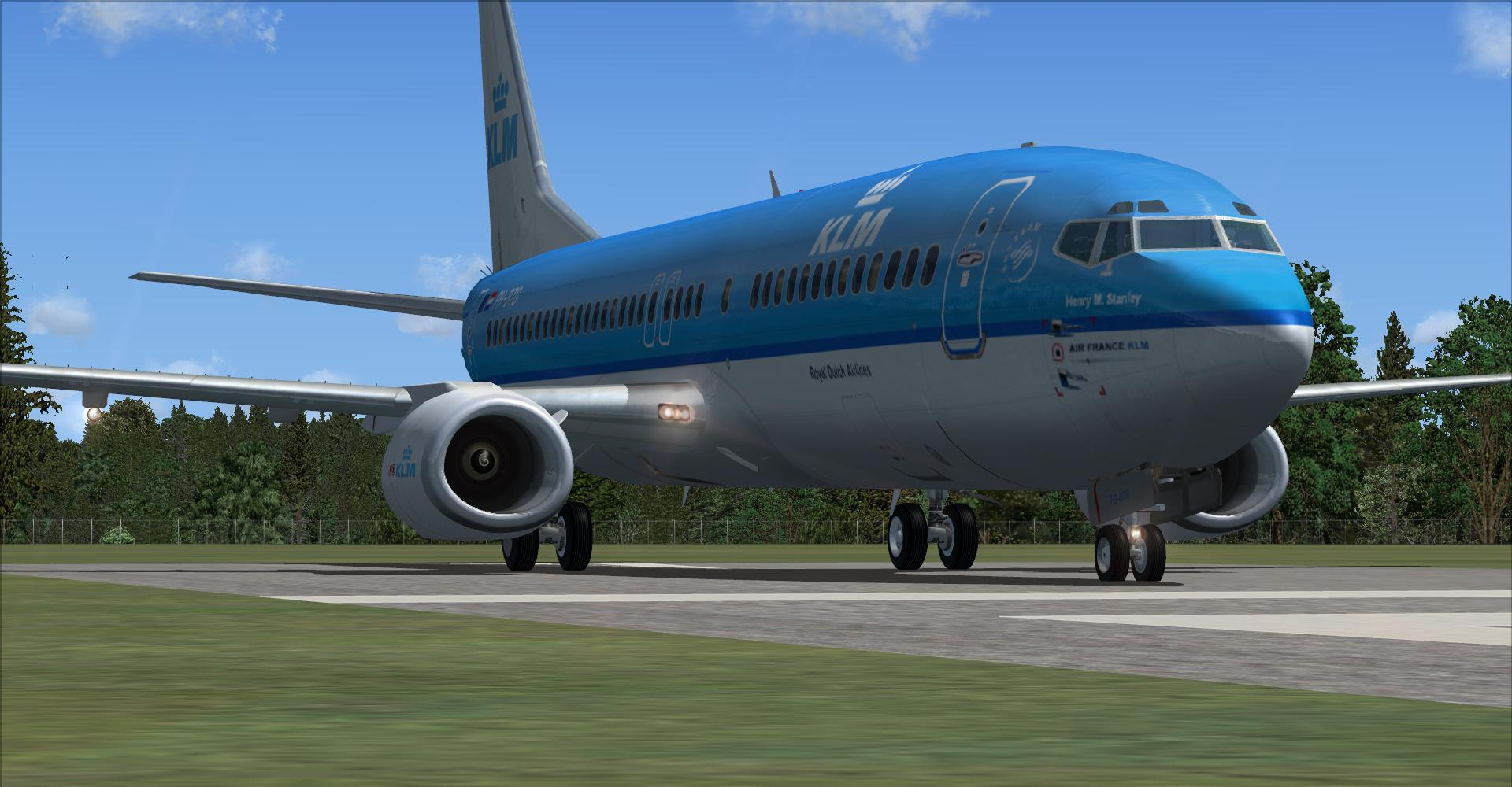 DOWNLOAD Boeing 737 Classic Multi Livery Pack FSX & P3D