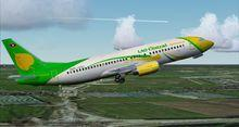 Boeing 737 классикалық Multi Livery Pack FSX P3D 1