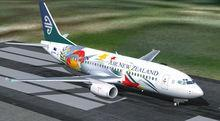Boeing 737 классикалық Multi Livery Pack FSX P3D 7