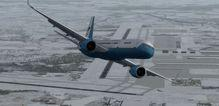 Boing c Air Force 32 dva usaf fsx p3d 7