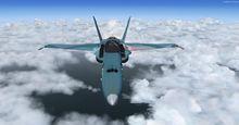 Boeing FA 18c Hornet Multi livery FSX P3D  8