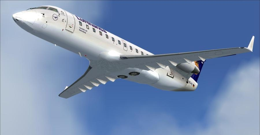 DOWNLOAD Bombardier CRJ-200 Full Pack FSX & P3D - Rikoooo