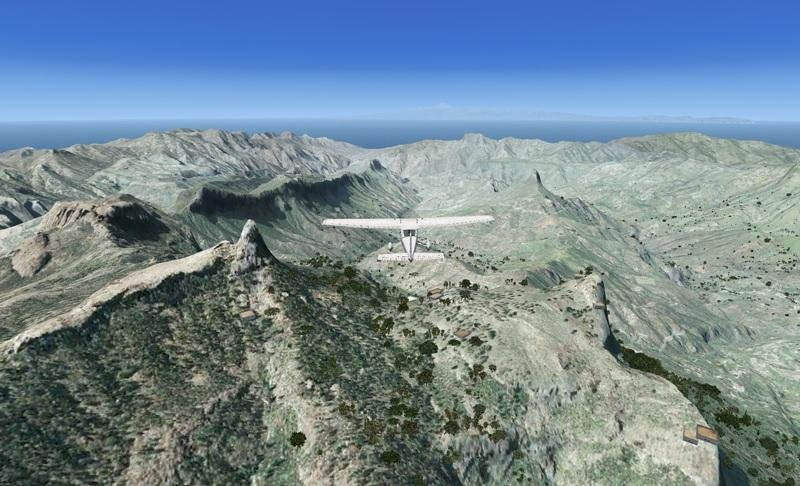 download canary islands part 2 fsx  u0026 p3d