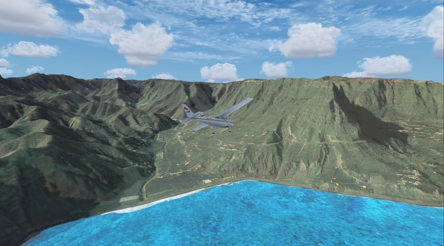 Capital City Auto >> DOWNLOAD Canary Islands Part 1 FSX & P3D - Rikoooo