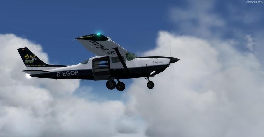 DOWNLOAD Cessna T206H Soloy Turbine Pac Mark 2 FSX & P3D - Rikoooo