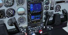 Cessna T206H Soloy turbina Pac Mark 2 FSX P3D  10