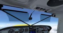 Cessna T206H Soloy turbina Pac Mark 2 FSX P3D  11