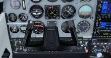 Cessna T206H Soloy turbina Pac Mark 2 FSX P3D  6