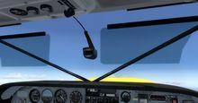 Cessna T206H Soloy turbina Pac Mark 2 FSX P3D  9