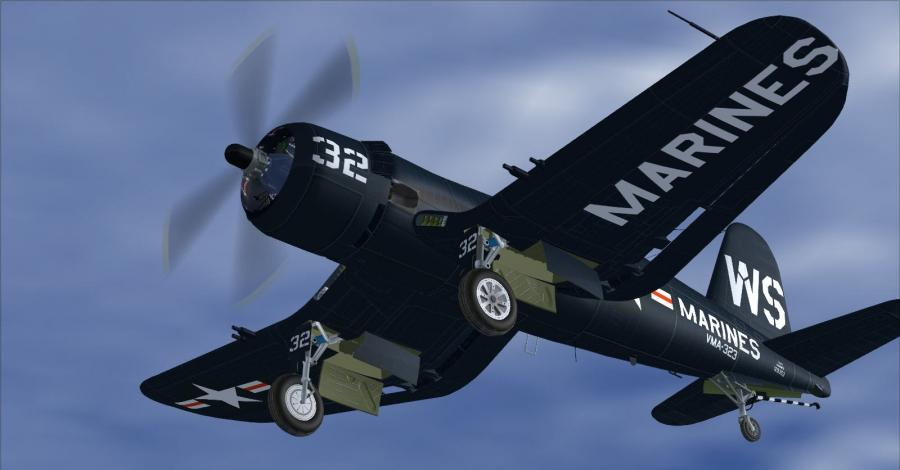 riskera vought f4u-6 och 7 corsair-1