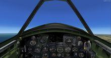 Convair Model 7002 XF 92A FSX P3D  4