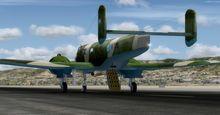 Dinfia IA35 II Huanquero FSX P3D  6