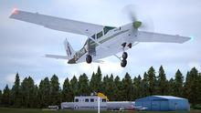 FlightPort Cessna U206G Soloy Mark 1 FSX P3D  1