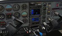 फ्लाइटपोर्ट सेस्ना U206G सोलॉय मार्क 1 FSX P3D  14