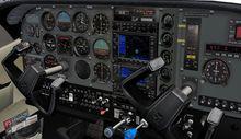 FlightPort Cessna U206G Soloy Mark 1 FSX P3D  15