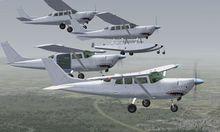 FlightPort Cessna U206G Soloy Mark 1 FSX P3D  19