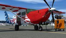 फ्लाइटपोर्ट सेस्ना U206G सोलॉय मार्क 1 FSX P3D  25