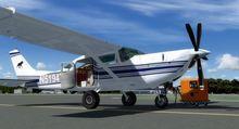FlightPort Cessna U206G Soloy Mark 1 FSX P3D  26