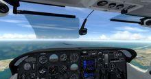 FlightPort Cessna U206G Soloy Mark 1 FSX P3D  33