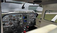 FlightPort Cessna U206G Soloy Mark 1 FSX P3D  4