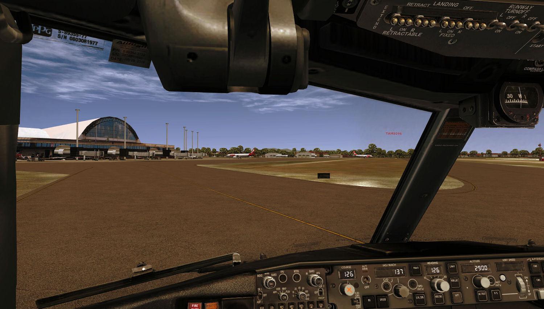 Klax airport scenery fsx