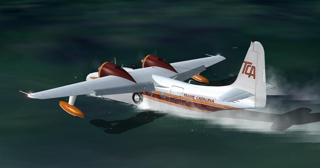 DOWNLOAD Grumman G-73 Mallard FSX & P3D & FS9 - Rikoooo