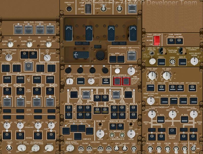 T U00c9l U00c9charger Boeing Ifly 747-400 V1 1 0 0 Fsx  U0026 P3d