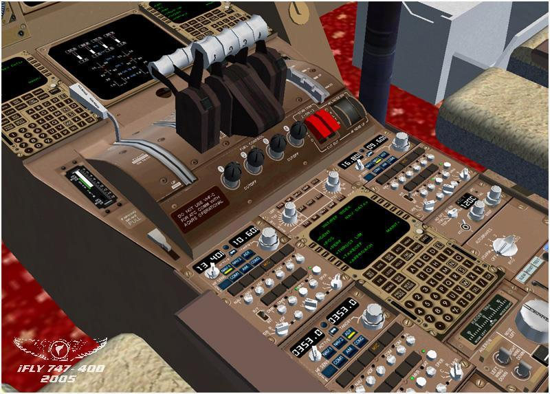 Download Boeing Ifly 747 400 V1 1 0 0 Fsx Amp P3d Rikoooo