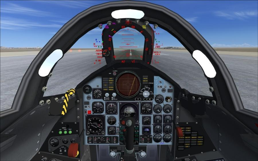 VC with helmet HUD