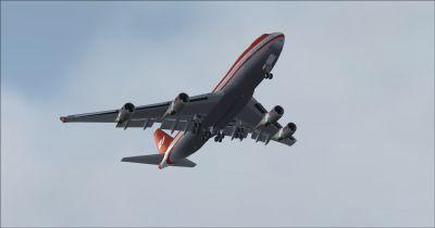 Boeing B747-215B