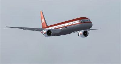 Boeing B757-200