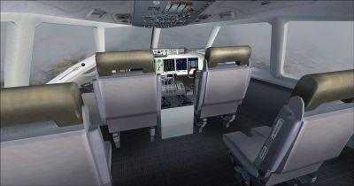 McDonnell Douglas MD-11 Cockpit Virtual