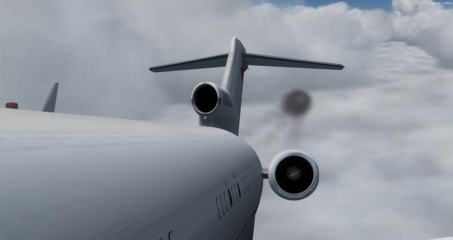 DOWNLOAD Private Boeing 727-31 FSX & P3D - Rikoooo