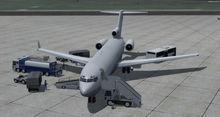 Boeing privat 727 31 FSX P3D 1