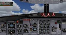 Boeing privat 727 31 FSX P3D 12