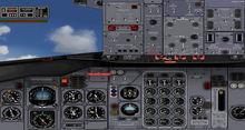 Boeing privat 727 31 FSX P3D 13