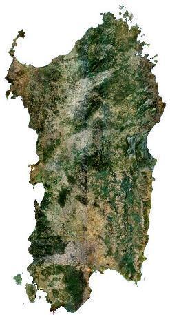 Sardinia kikun agbegbe