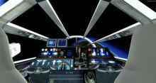 Star Wars Millenium Falcon FSX P3D  10