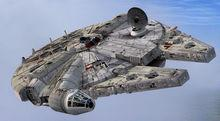 Star Wars Millenium Falcon FSX P3D  5