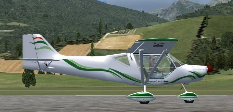 DOWNLOAD Super Guepard 912 FSX & P3D - Rikoooo