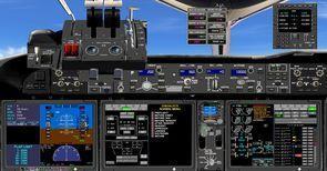 ቲክስ ቦይንግ 787 mega pack 2d panel 5