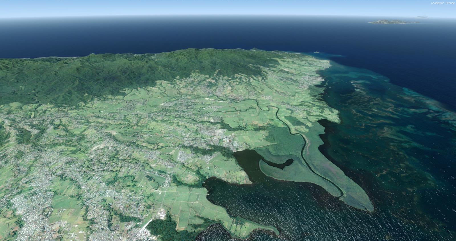 DOWNLOAD The Guadeloupe Free for P3Dv4 - Rikoooo