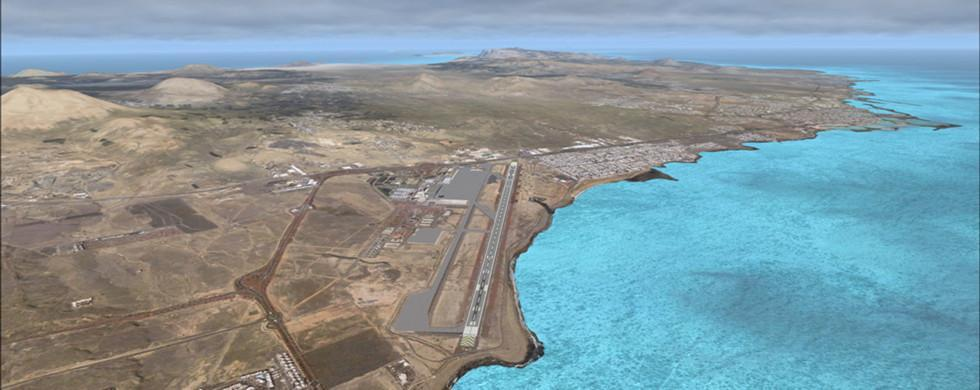 intro canary islands part2 fsx p3d
